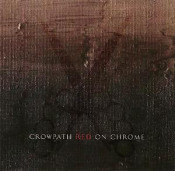 Red on Chrome by CROWPATH album cover