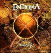 Simetría by ENTROPIA album cover