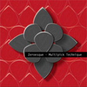 Multipick Technique by ZEROESQUE album cover