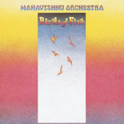 Birds Of Fire by MAHAVISHNU ORCHESTRA album cover