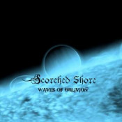 Waves Of Oblivion by SCORCHED SHORE album cover