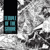 ... Against Human Race by TEMPLE OF THE SMOKE album cover