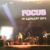 In Concert 1973 by FOCUS album cover