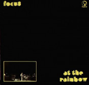 Live At The Rainbow by FOCUS album cover