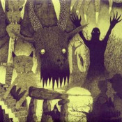 Anima Morte / Hooded Menace by ANIMA MORTE album cover