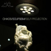 Chaos/Solipsism/Self-Projection (w/ Aus Rine) by 6LA8 album cover