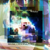 Music Observatory (w/ Rakas) by 6LA8 album cover
