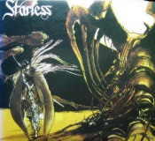Silver Wings by STARLESS album cover