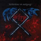 Heiðindómr Ok Mótgangr by HELHEIM album cover