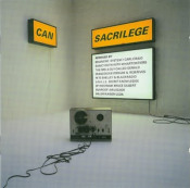 Sacrilege by CAN album cover