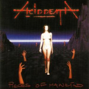 Pieces Of Mankind by ACID DEATH album cover