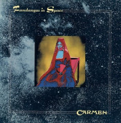 Fandangos In Space by CARMEN album cover