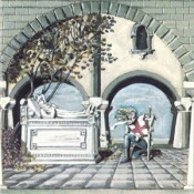 Nei Gorghi del Tempo by CONSORZIO ACQUA POTABILE album cover