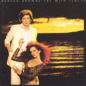 Wild Places by BROWNE, DUNCAN album cover