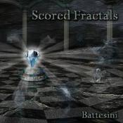 Scored Fractals by BATTESINI, SAULO album cover