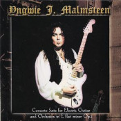Concerto Suite For Electric Guitar And Orchestra In E Flat Minor Op.1 by MALMSTEEN, YNGWIE album cover
