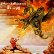 Trilogy by MALMSTEEN, YNGWIE album cover