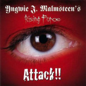 Attack!! by MALMSTEEN, YNGWIE album cover