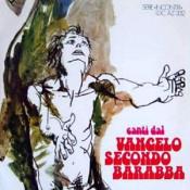 Canti del Vangelo Secondo Barabba by BARABBA album cover