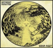 Different Realities by SIENA ROOT album cover
