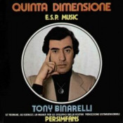 Quinta Dimensione by PERSIMFANS album cover