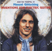 Inventions For Electric Guitar by GÖTTSCHING, MANUEL album cover