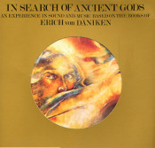 In Search Of Ancient Gods by ABSOLUTE ELSEWHERE album cover