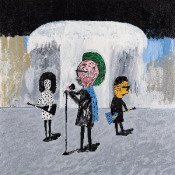 My Best Human Face (with Moonface) by SIINAI album cover