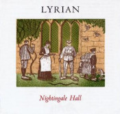 Nightingale Hall by LYRIAN album cover
