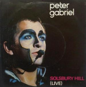 Solsbury Hill (Live) by GABRIEL, PETER album cover