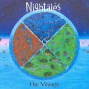 The Voyage by NIGHTALES album cover