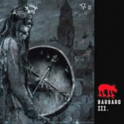 Barbaro III by BARBARO album cover