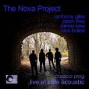 Live at the Café Acoustic by NOVA PROJECT, THE album cover