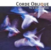 Per Le Strade Ripetute by CORDE OBLIQUE album cover