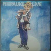 Piirpauke Live by PIIRPAUKE album cover