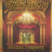 Abstract Symphony  by MAJESTIC album cover