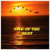 Five of the Best by AVALON USA album cover