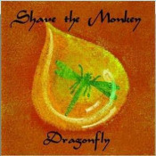 Dragonfly by SHAVE THE MONKEY album cover