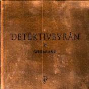 Wermland by DETEKTIVBYRÅN album cover