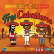 Tres Caballeros by ARISTOCRATS, THE album cover