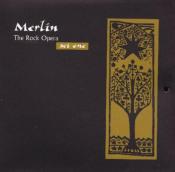Fabio Zuffanti & Victoria Heward: Merlin - The Rock Opera by ZUFFANTI, FABIO album cover