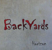 Horizon by BACKYARDS album cover