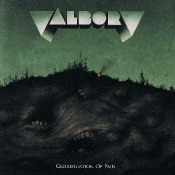 Glorification Of Pain by VALBORG album cover
