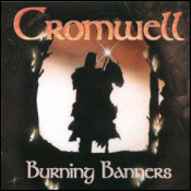 Burning Banners by CROMWELL album cover