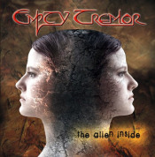 The Alien Inside by EMPTY TREMOR album cover