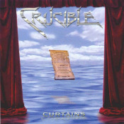 Curtains by CRUCIBLE album cover
