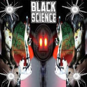 An Echo Through The Eyes Of Forever by BLACK SCIENCE album cover
