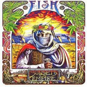 Sunsets On Empire by FISH album cover