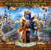 The Road To Avalon by MINSTREL'S GHOST, THE album cover