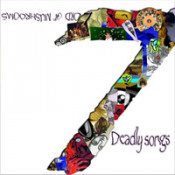 Seven Deadly Songs by LORD OF MUSHROOMS album cover